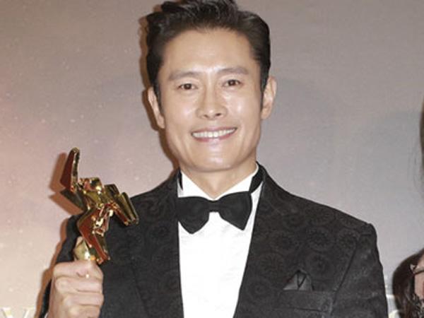 Lee Byung Hun Raih Penghargaan 'Aktor Terbaik' di Asian Film Awards!