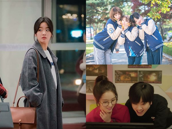 5 Drama Korea Lee Joo Young, Sahabat Lee Sung Kyung Hingga Park Seo Joon
