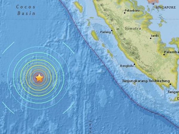 Gempa Besar Guncang Mentawai, Warga Trauma dan Bertahan di Dataran Tinggi