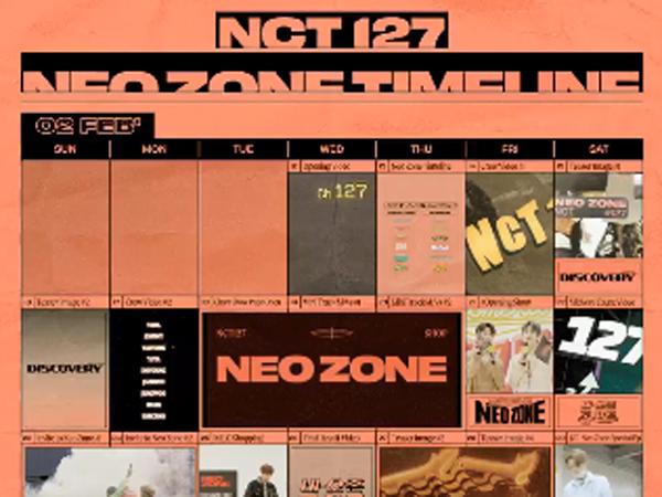 NCT 127 Rilis Schedule Comeback, Semakin Bikin Penggemar Greget