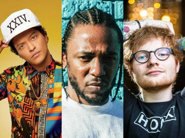 Tiga Musisi 'Kesayangan' Hollywood Raih Nominasi Terbanyak Billboard Music Awards 2018!