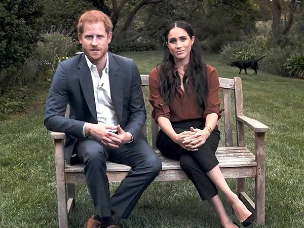 Pangeran Harry dan Meghan Markle Ajak Warga Amerika Serikat Ikut Pemilu