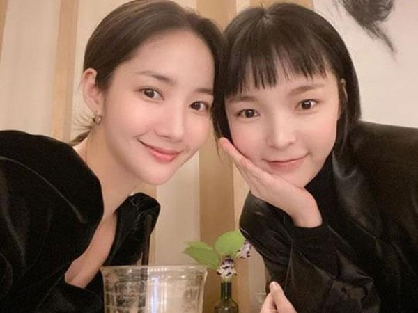 Park Jin Joo Ungkap Terima Kasih kepada Park Min Young dengan Pesan Lucu