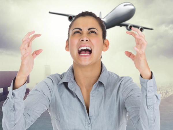 Ternyata Ini Alasan Penumpang Pesawat Terbang Lebih Cepat Marah