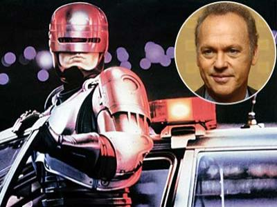Michael Keaton Akan Perankan Musuh RoboCop