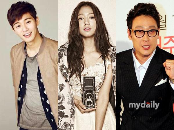 Park Seo Joon, Park Shin Hye & Lee Hwi Jae Siap Bawakan Penghargaan 'SBS Drama Awards'