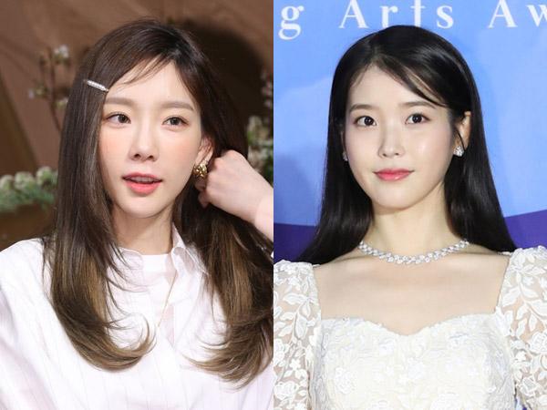 Taeyeon dan IU Kompak Beri Sumbangan Hingga Lebih dari Rp 1 Miliar