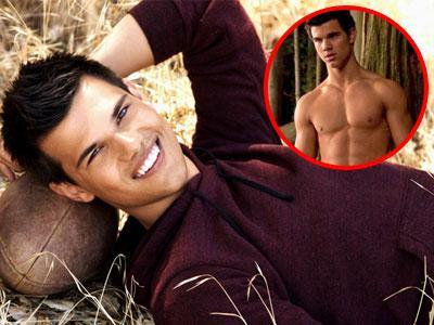 Taylor Lautner Menangkan Best Shirtless Performance di MMA 2013!
