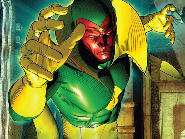 Kenalan dengan Sosok The Vision Dalam Poster Terbaru 'Avengers: Age of Ultron'