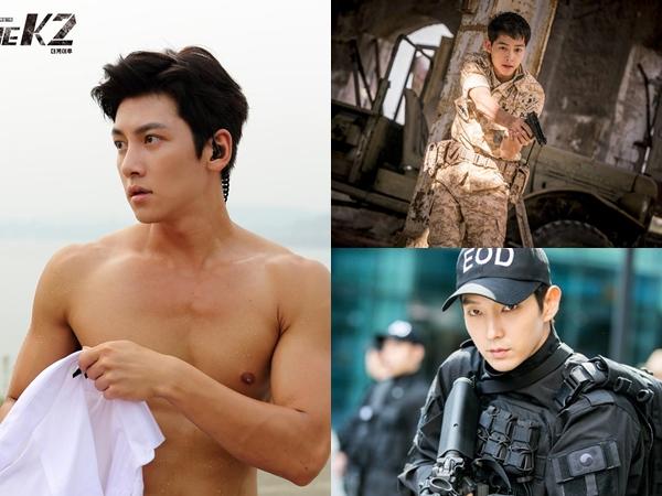 5 Aktor Korea yang Cocok Main Drama Action