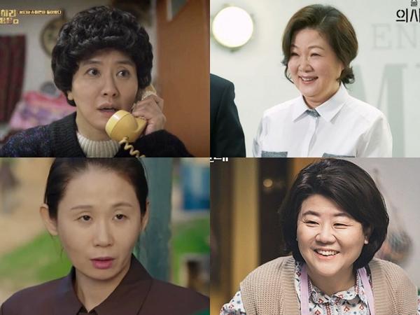 Deretan Aktris yang Identik dengan Karakter Ibu dan Nenek