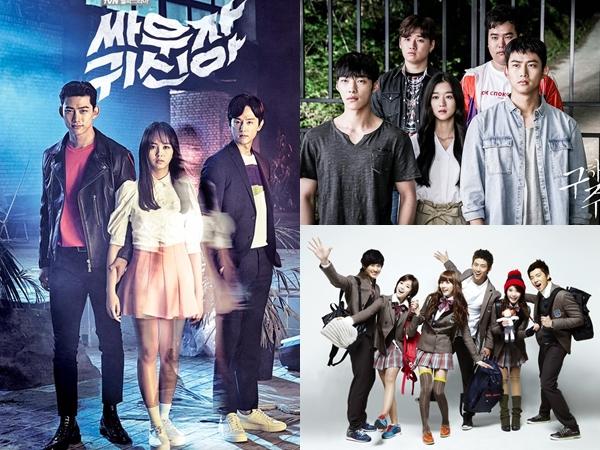 5 Drama Korea Populer yang Dibintangi Taecyeon 2PM