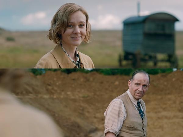 Trailer 'The Dig': Perjalanan Ralph Fiennes Temukan Fosil Abad Pertengahan