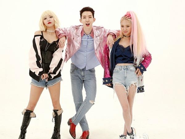 Cool! Simak Aksi Trio SM X JYP Entertainment di Video Musik 'Born to Be Wild'
