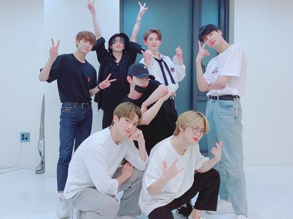 UP10TION Akan Comeback Dengan Formasi 7 Member