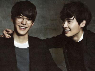 Wah, Kim Woo Bin Minta Temani Lee Jong Suk Untuk Kasting 'Friends 2'