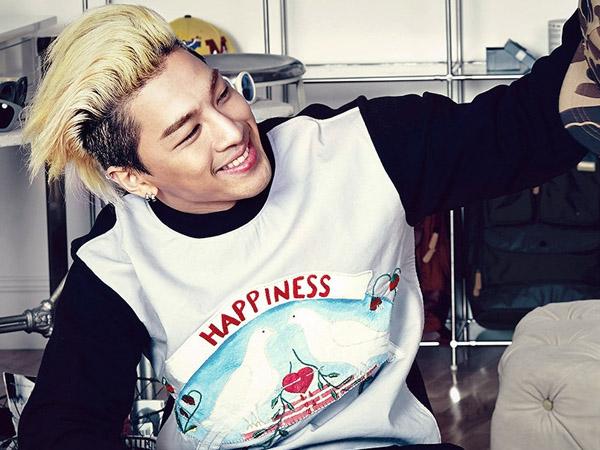 Bos YG Entertainment Ungkap Lagu Utama dan Detail Album Baru Taeyang