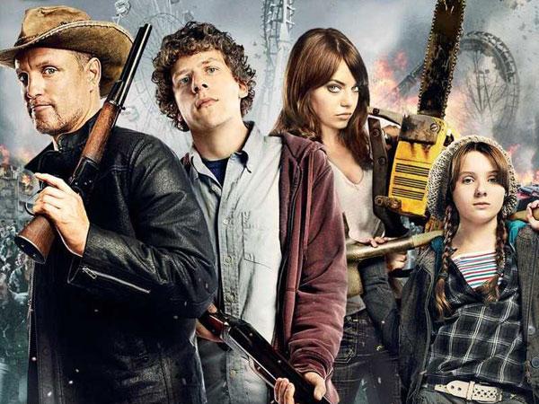 Sony Angkat Penulis 'Godzilla' Untuk Lanjutkan 'Zombieland 2' !