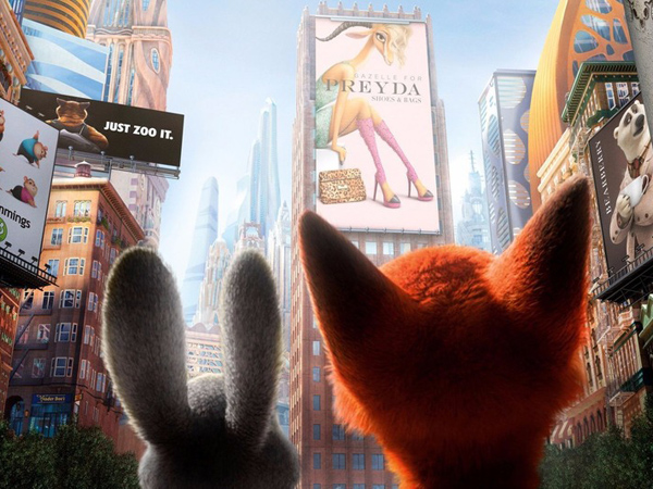 Wah, 'Zootopia' Lelehkan 'Frozen' di Rekor Box Office!