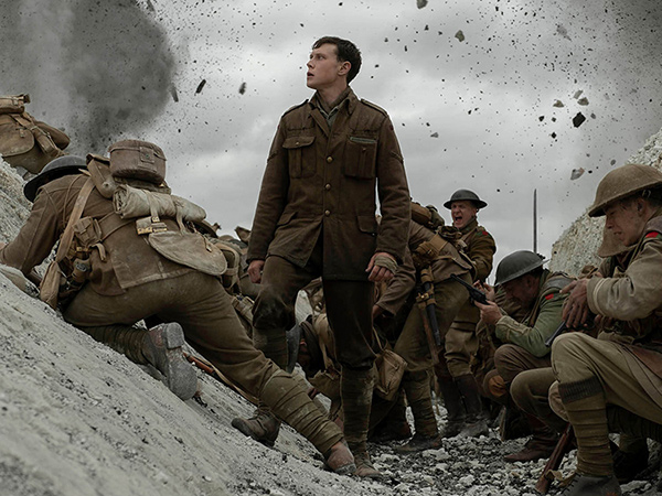 Film '1917': Menelusuri Ketegangan Perang Dunia I