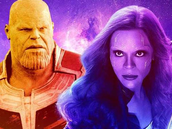 Rumitnya Hubungan Thanos-Gamora di Video Deleted Scene 'Infinity War'
