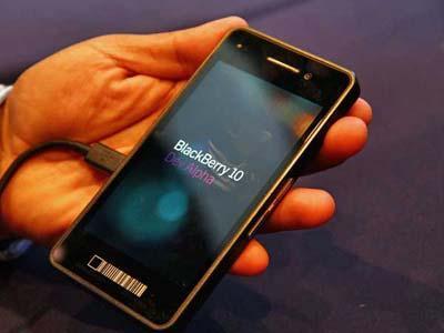 RIM Pertimbangkan Jual Lisensi OS BlackBerry 10