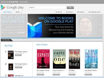 Toko Buku Digital Google Hampiri Indonesia