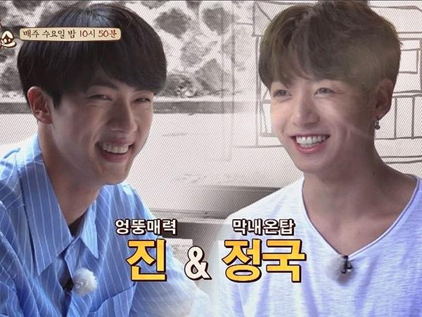Sukses Menghibur, Kedatangan Jin dan Jungkook Justru Bikin Rating Variety Ini Turun?