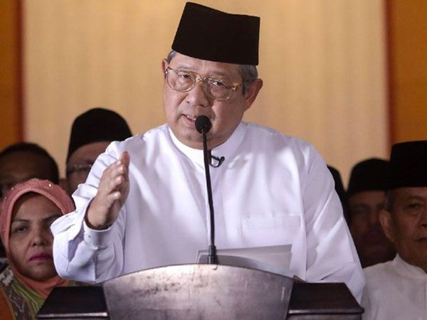 Terkait Tuduhan Antasari Soal Kriminalisasi, SBY: Tidak Benar, Tanpa Dasar, dan Liar