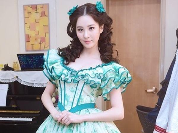Dapat Dukungan SNSD, Seohyun Teteskan Air Mata Saat Bicarakan Rumor Buruk Tentang Dirinya