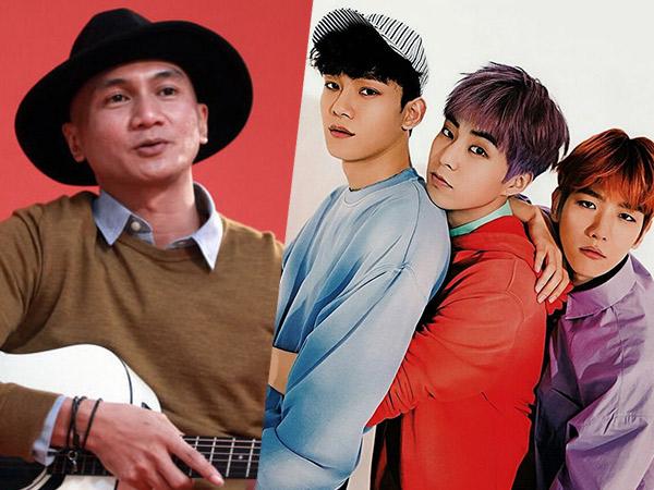 Pesan Anji Untuk 'Fans EXO yang Garang' Soal Kontroversi Kesamaan Lagunya