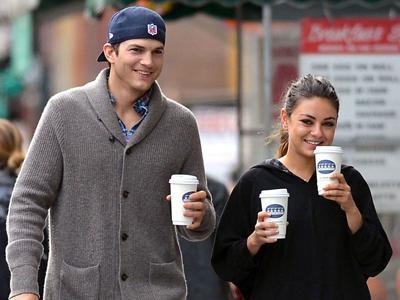 Mila Kunis dan Ashton Kutcher Nantikan Anak Pertama!
