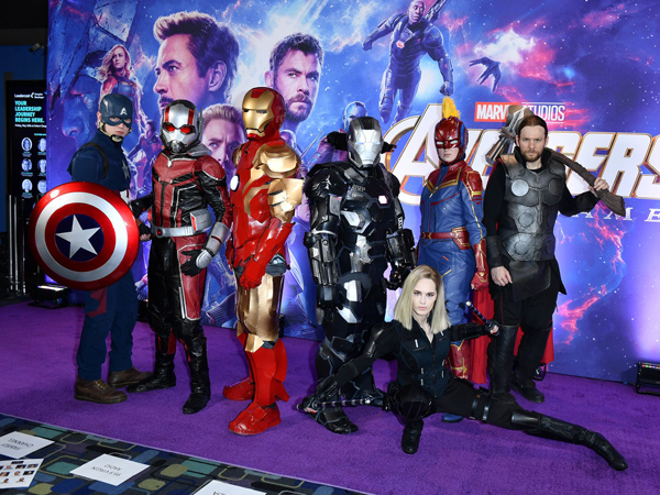 Gara-Gara Inflasi, 'Avengers Endgame' Resmi Jadi Film Terlaris Sepanjang Masa