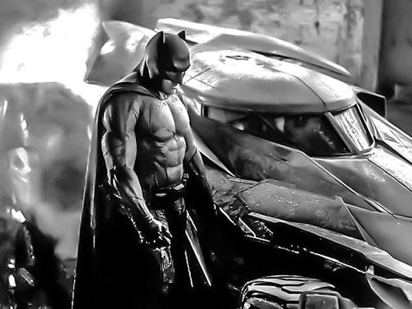 Intip Kerennya Batmobile Untuk 'Batman Vs Superman: Dawn of Justice'