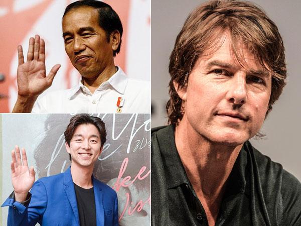 Berita Tentang Jokowi, Tom Cruise Hingga Gong Yoo Jadi yang Paling Laris Pekan Ini!