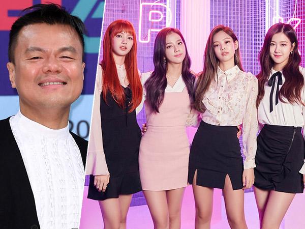 BLACKPINK Dikonfirmasi Jadi Bintang Tamu JYP di Talk Show Baru 'Party People'