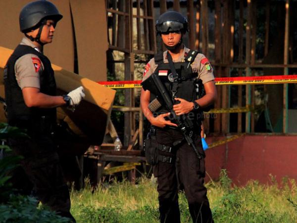 Wakapolri: Ledakan Tanah Abang Tak Terindikasi Teroris