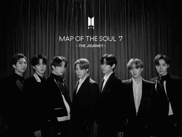 Lagu Jepang BTS 'Stay Gold' Puncaki Chart iTunes di 82 Negara