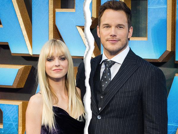 Inikah Alasan Sebenarnya Anna Faris dan Chris Pratt Bercerai?