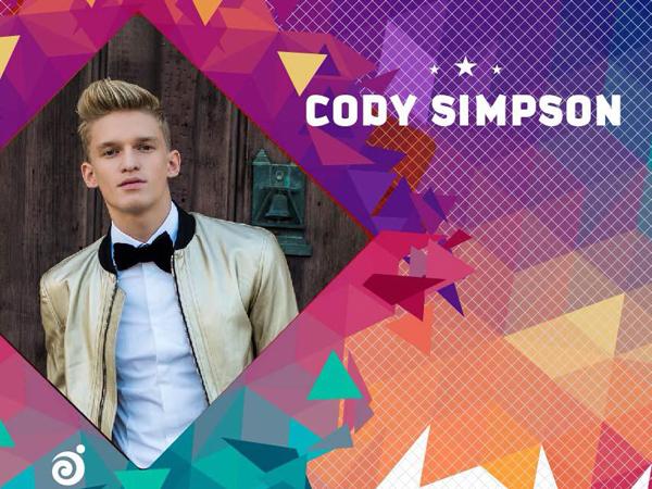 Susul Magic! Cody Simpson Juga akan Tampil di Java Sounds Fair 2014!