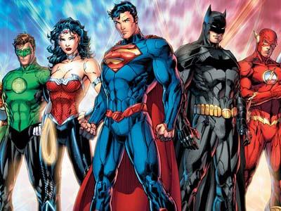 Ini Dia Bocoran Jadwal Rilis Film Superhero DC Comics!