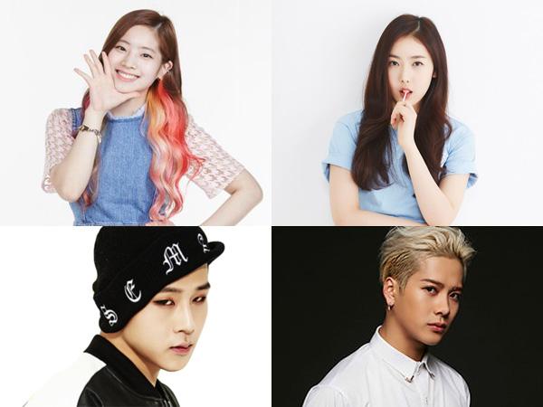 Tambah Segmen Baru, Empat Idola K-Pop Ini Akan Datang ke 'Weekly Idol'