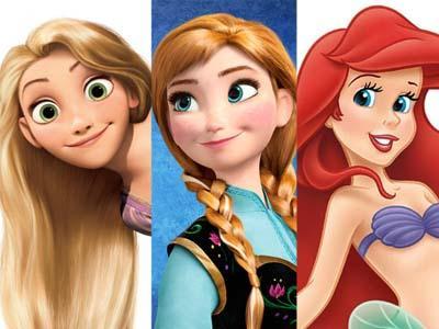 Wow, Film Tangled, Frozen dan Little Mermaid Ternyata Saling Berkaitan?