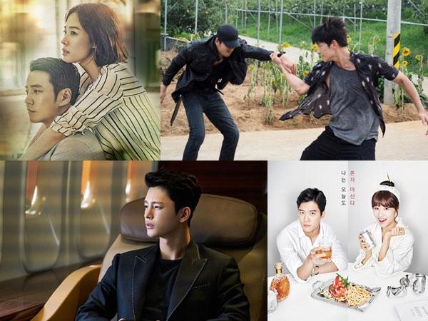 Ini Dia Sederet Drama Korea yang Siap Menghiasi Layar Kaca di September 2016!