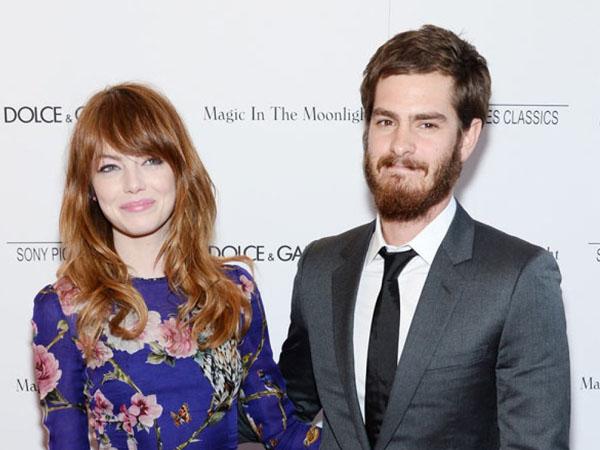 Balikan, Emma Stone dan Andrew Garfield Kembali Terlihat Mesra