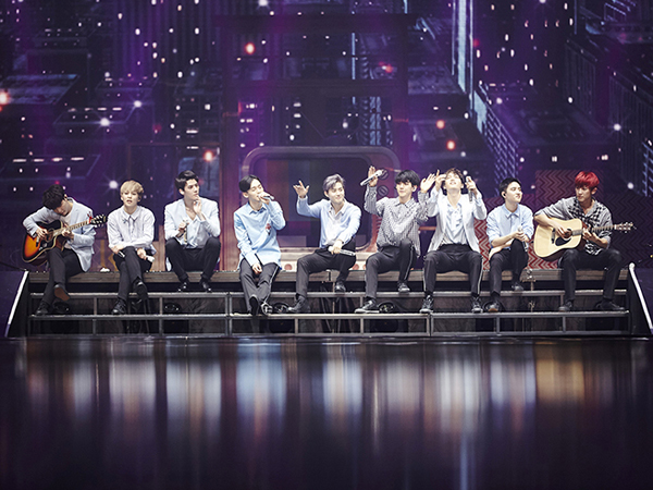 Beri Dukungan Penuh, Junior Hingga Petinggi Agensi Ini Hadiri Konser EXO 'The EXO'rDIUM'!