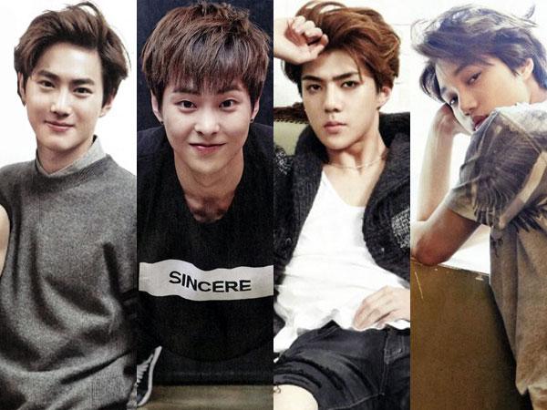 Tak Mau Kalah Dengan Senior, Member EXO Ikut Tampil Dalam Variety 'One Fine Day' !