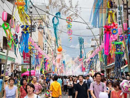 Legenda Menyedihkan Di Balik Festival Terkenal Tanabata Di Jepang