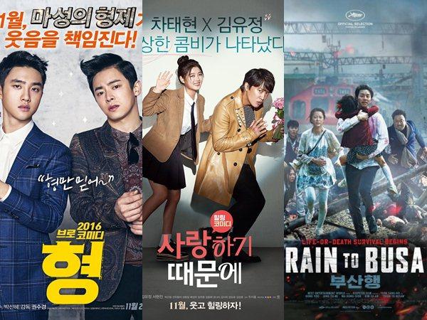 Rekomendasi Film Korea Seru untuk Temani Liburan Panjangmu!