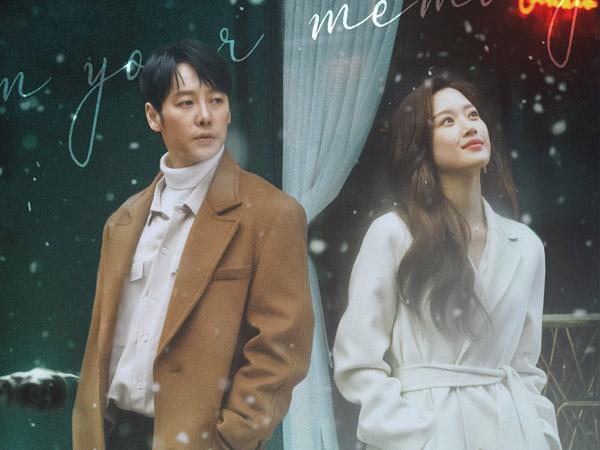 Kim Dong Wook dan Moon Ga Young Larut dalam Kenangan di Poster 'Find Me in Your Memory'
